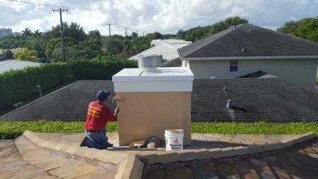 repair chimney