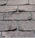 brittle shingles