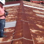 Metal Roof Repair