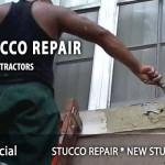 Stucco Wall Repair in Boca Raton