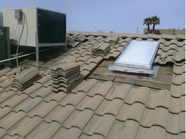 tile roof penetrations