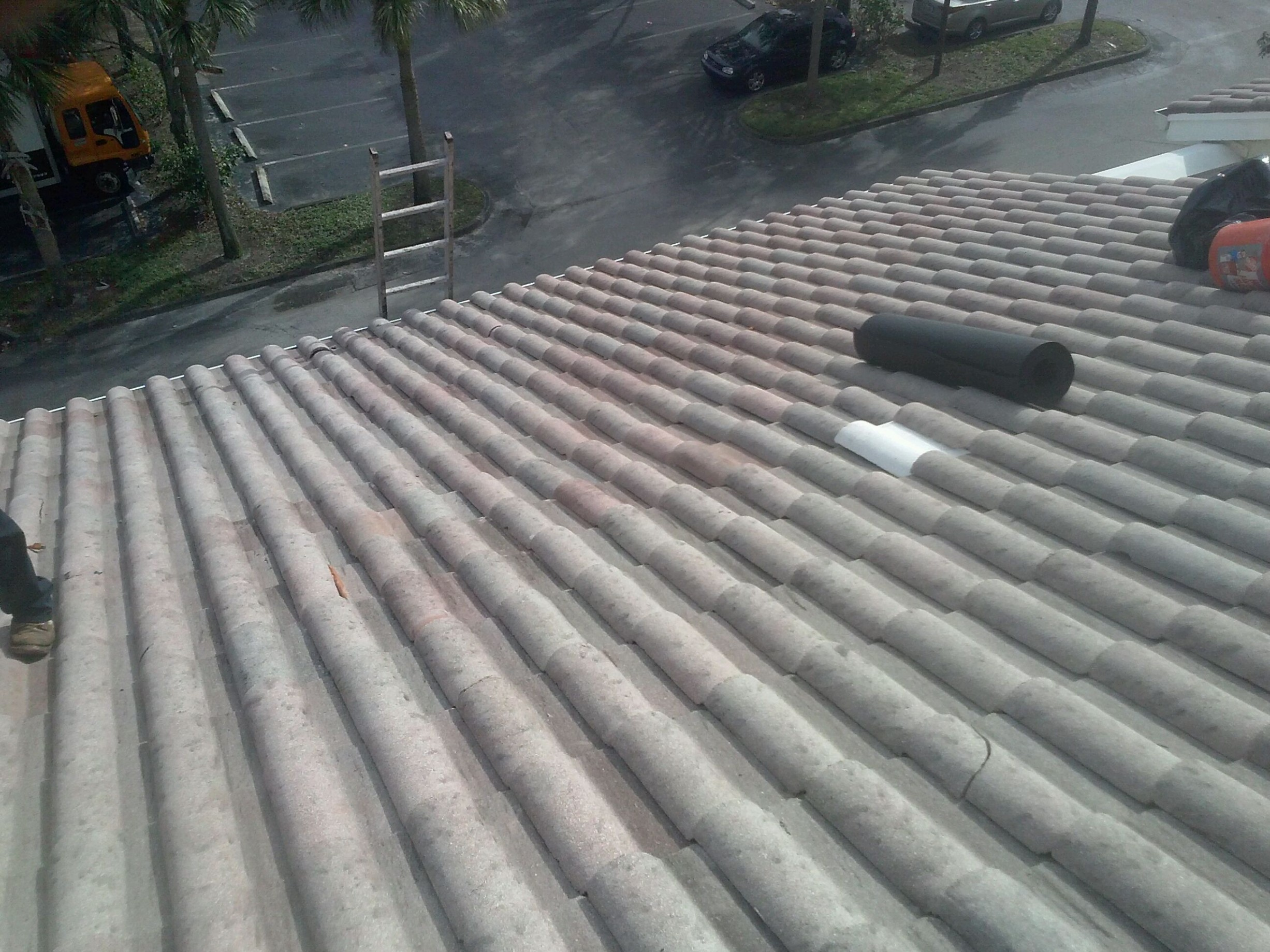 Roofing company in Boca Raton