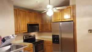 Upper Kitchen Cabinets for Mrs G