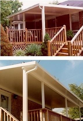 aluminum roof panel