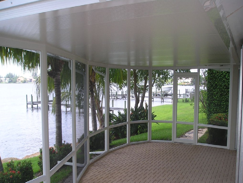 water sunroom