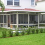 Residential Florida Room or Sunroom