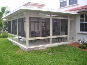 category two sunroom