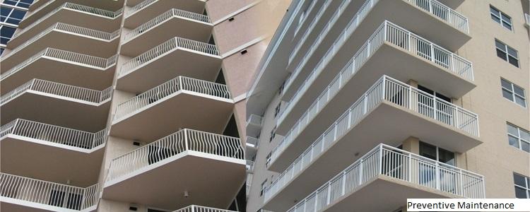 Balcony And Patio Railings