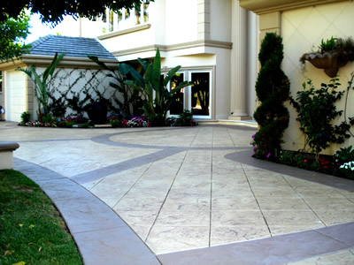 Stamped Concrete Cost Preventive Maintenance