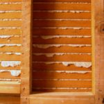 Stucco Install and Repair Cost Stucco repair including wood and wire lath