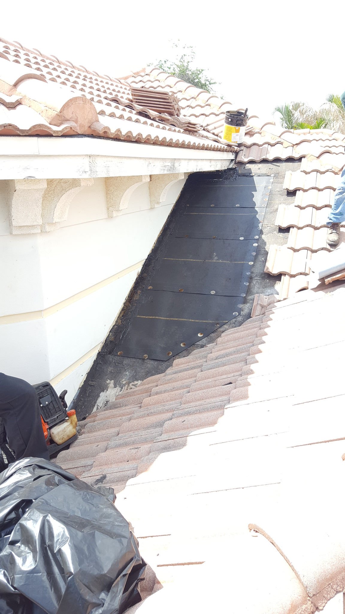 experienced tile roof company