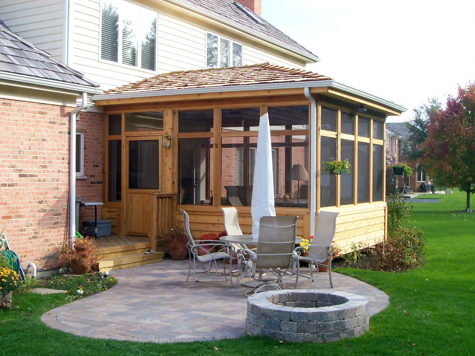 Porch Patios Cost