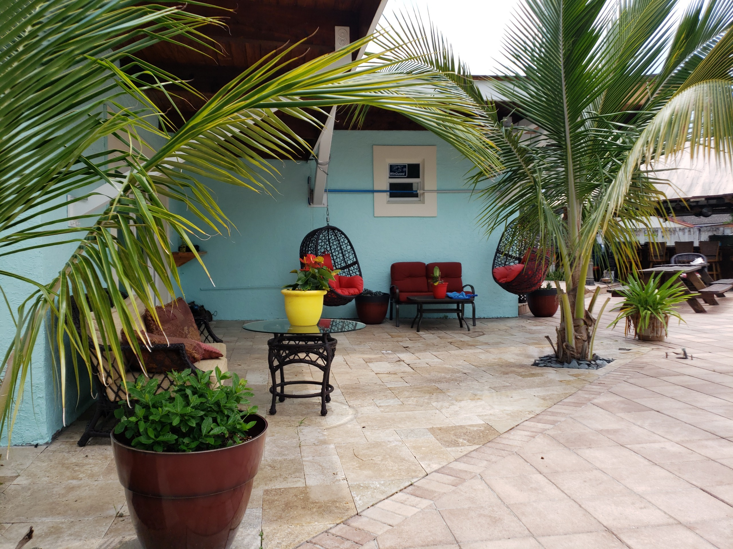 Lanai Screen Installation Cost In The