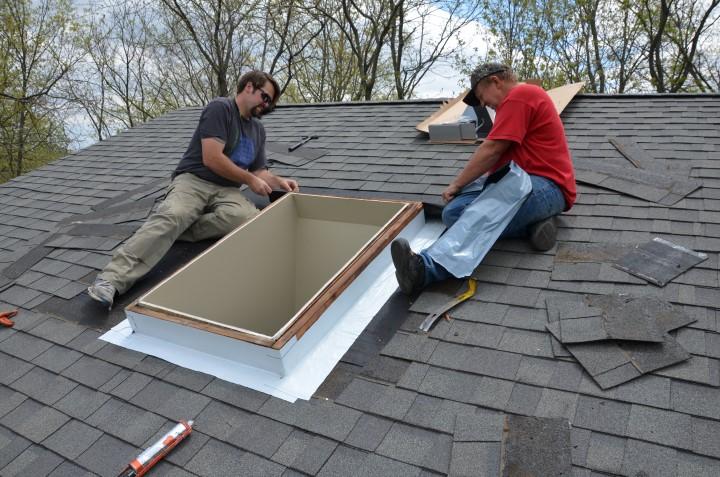 skylight instillation company