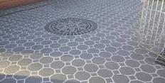 concrete stencil