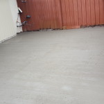 Pouring a new Concrete Patio