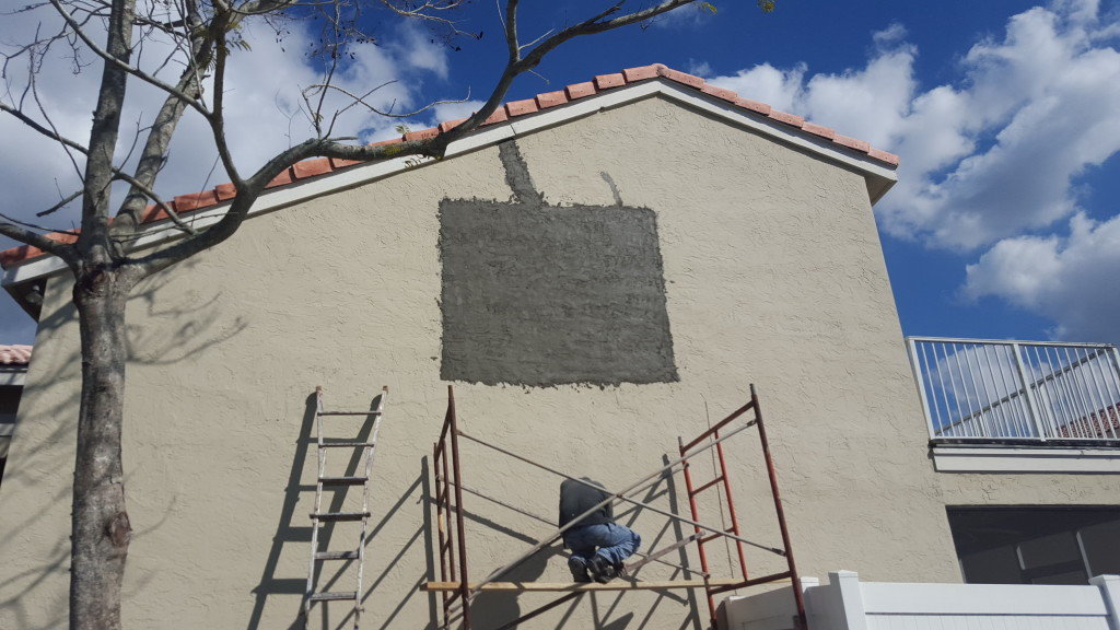 N Chand Stucco Wall Repair In Pembroke Pines Florida