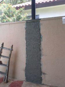 repair column
