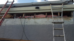 stucco wall for Moravich 1