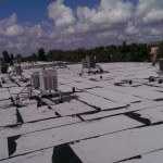 Commercial Flat Re-Roofing in Oakland Park