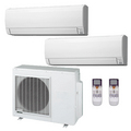 ductless dual zone air conditioner