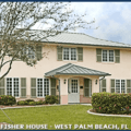 West Palm Beach Fisher House gets a new rain gutter system