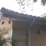 New gutters for Libby T in Boca Raton, Fl