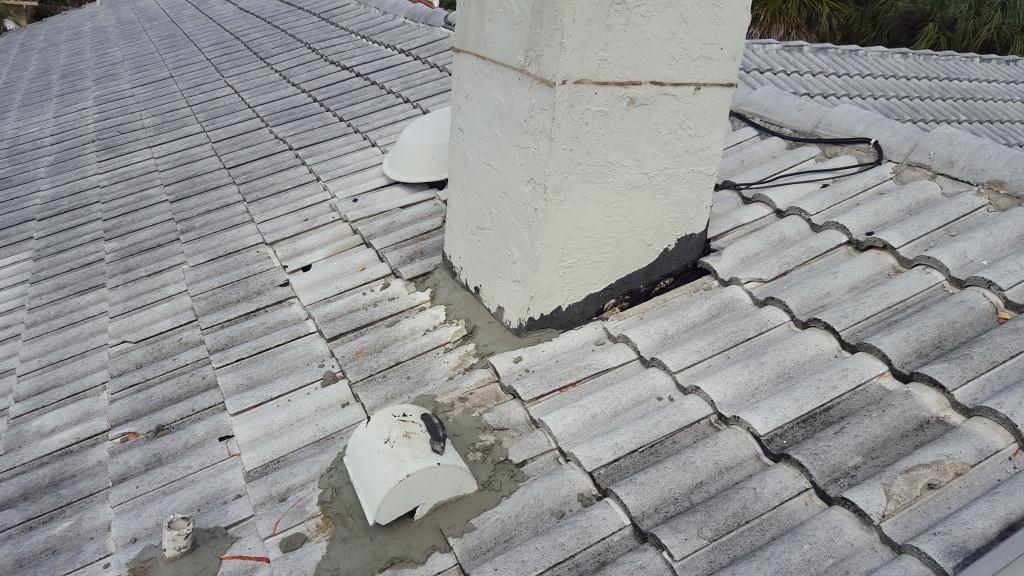 Roof Repair For George B In Boca Raton Preventive